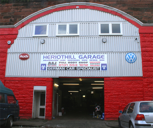 German Car Specialists Edinburgh